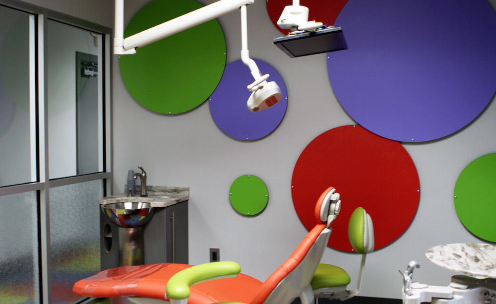 Modern Kids Dentistry Dentist Chair